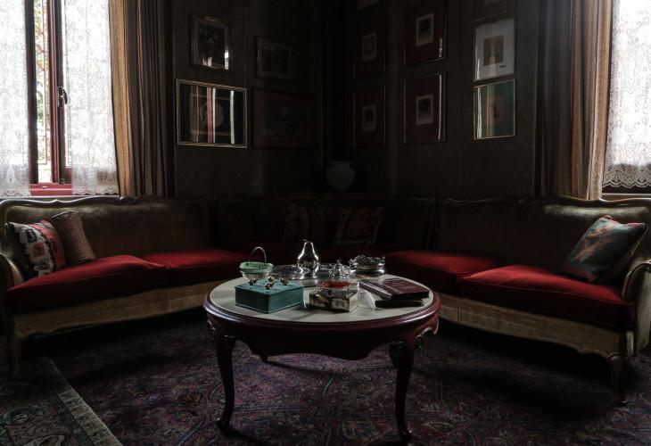 Anticamera Location Cervo around Milan Countryside Villa Indoor Outdoor