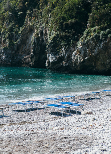 Anticamera Location Felce Southern Italy Seaside Beach Outdoor