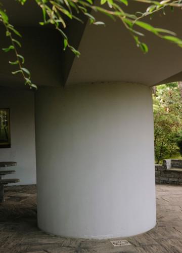 Anticamera Location Cincilla around Milan Countryside Villa Outdoor