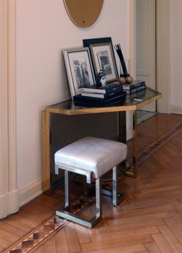 Anticamera Fagiano Milan apartment 04