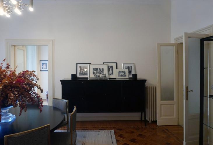 Anticamera Fagiano Milan apartment 10