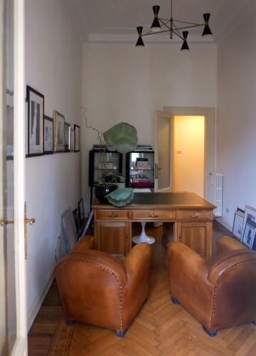 Anticamera Fagiano Milan apartment 11