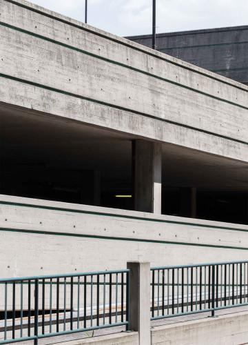 Anticamera Tarantola Milano Parking 01