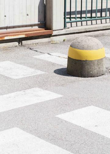 Anticamera Tarantola Milano Parking 02