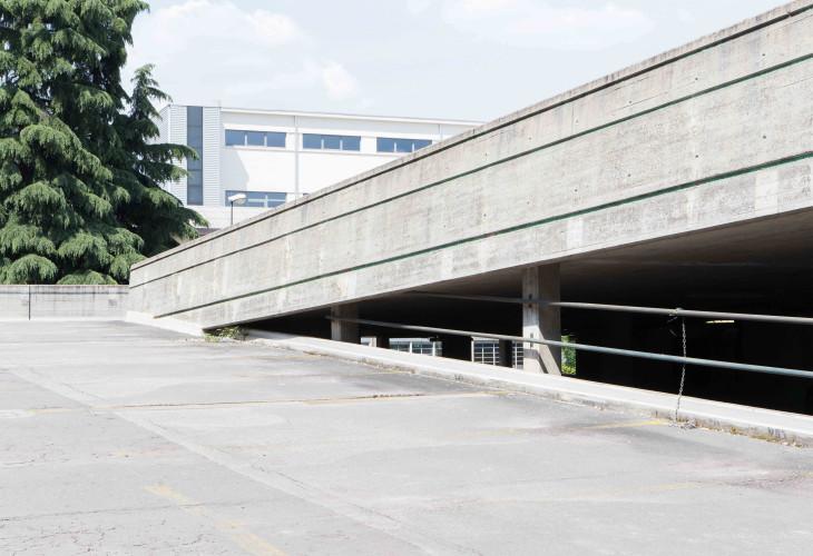 Anticamera Tarantola Milano Parking 11