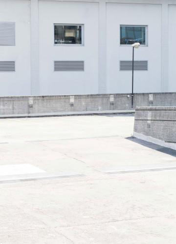 Anticamera Tarantola Milano Parking 19