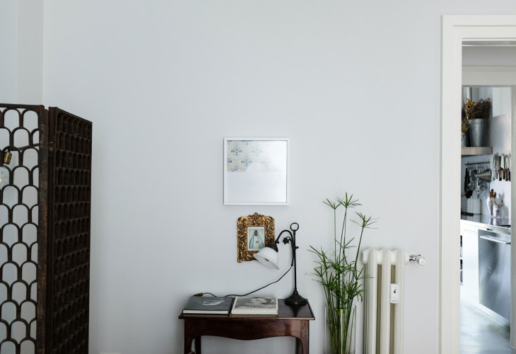 Anticamera Cactus Milan apartment 02