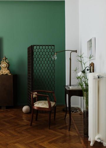 Anticamera Cactus Milan apartment 04