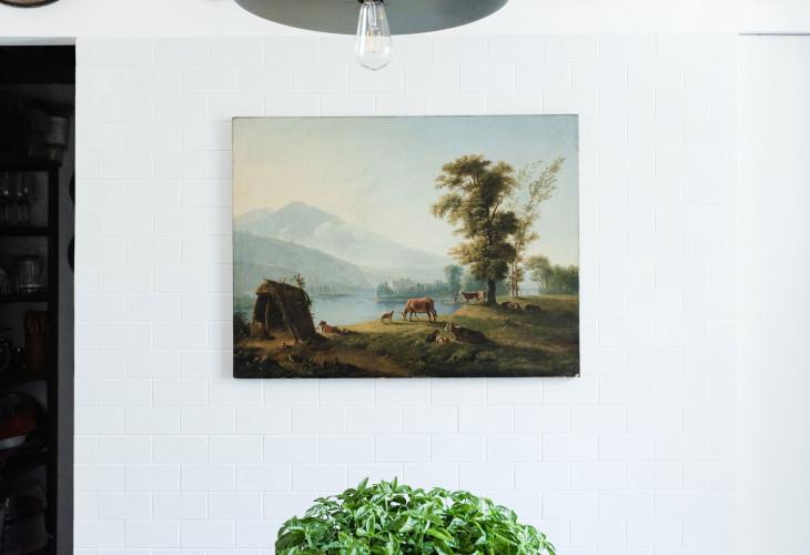 Anticamera Cactus Milan apartment 06