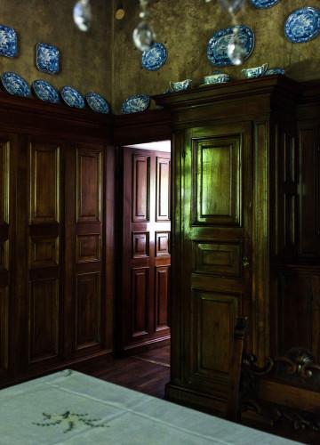 Anticamera Fanello AroundMilan Villa 04