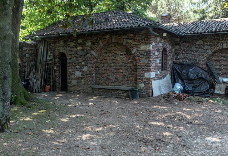 Anticamera Fanello AroundMilan Villa 21