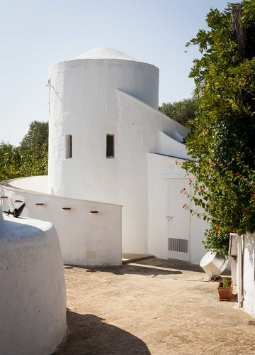 anticamera ulivo southitaly villa 04