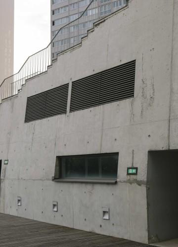 Anticamera Iguane Paris Building 03