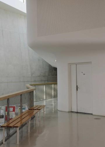 Anticamera Iguane Paris Building 04