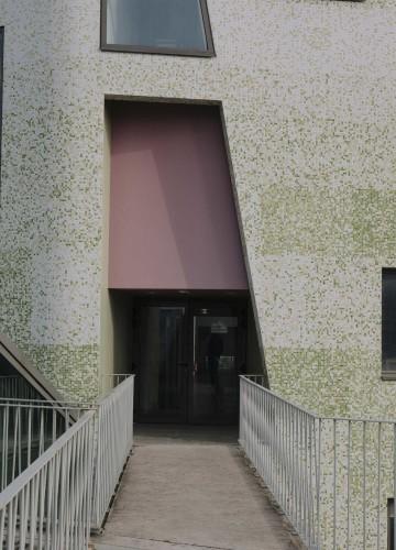Anticamera Iguane Paris Building 15