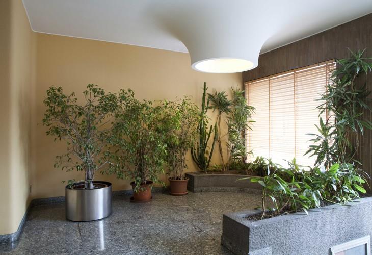 Anticamera Canarino Milan Lobby 01