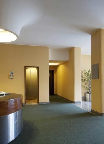 Anticamera Canarino Milan Lobby 03