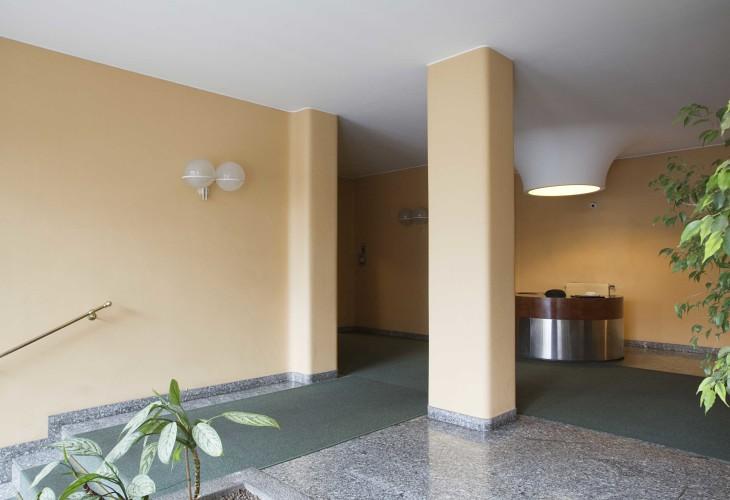 Anticamera Canarino Milan Lobby 04