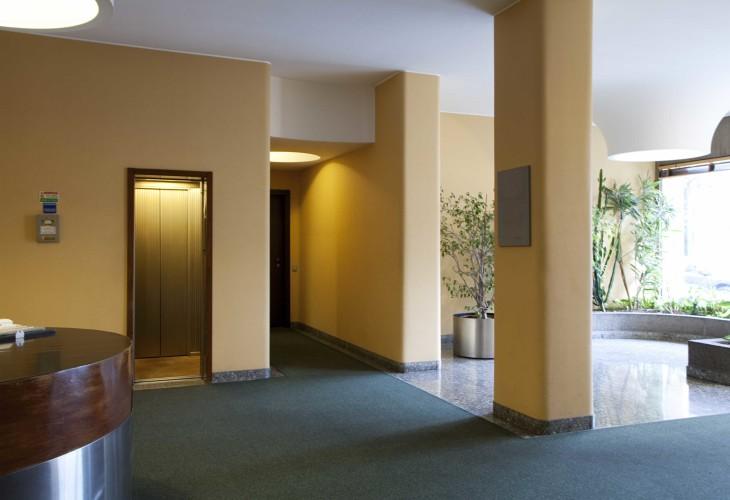 Anticamera Canarino Milan Lobby 05