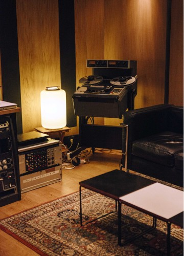Anticamera Chataigne ParisRecordingStudio 04