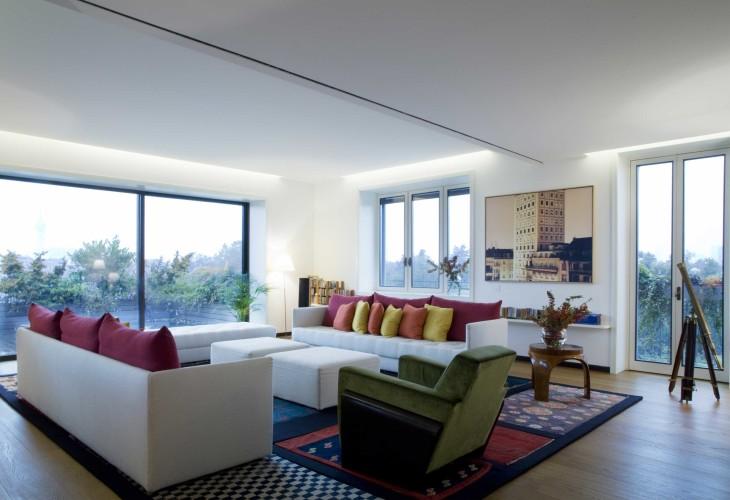 Anticamera Leopardo Milan Apartment 03