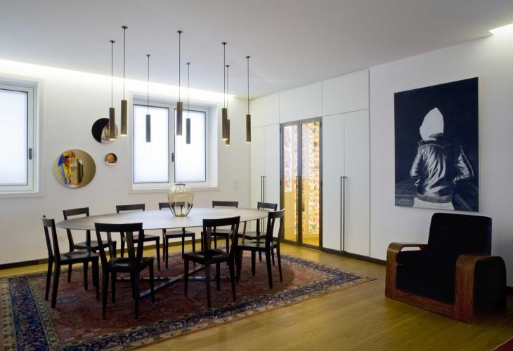 Anticamera Leopardo Milan Apartment 04