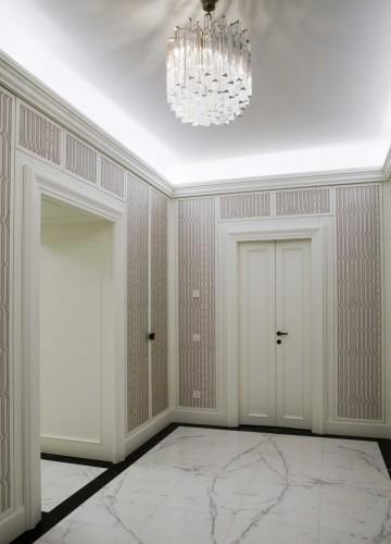 Anticamera Leopardo Milan Apartment 09