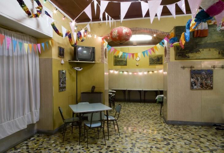 Anticamera Ramarro Milan Restaurant 01