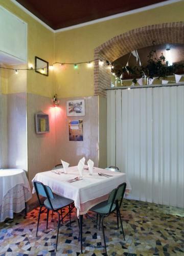Anticamera Ramarro Milan Restaurant 03