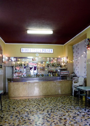 Anticamera Ramarro Milan Restaurant 05
