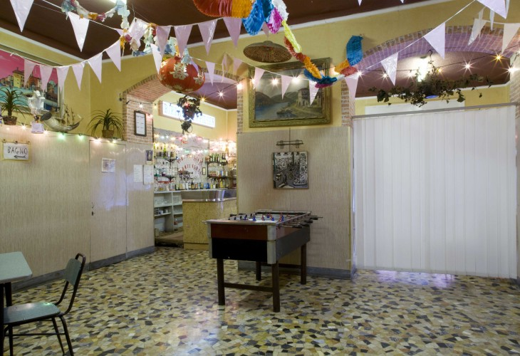 Anticamera Ramarro Milan Restaurant 06