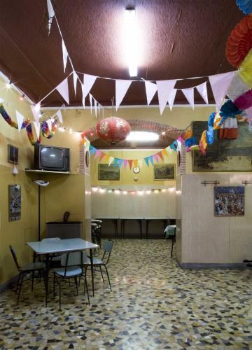 Anticamera Ramarro Milan Restaurant 08