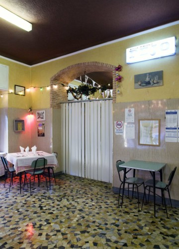 Anticamera Ramarro Milan Restaurant 12