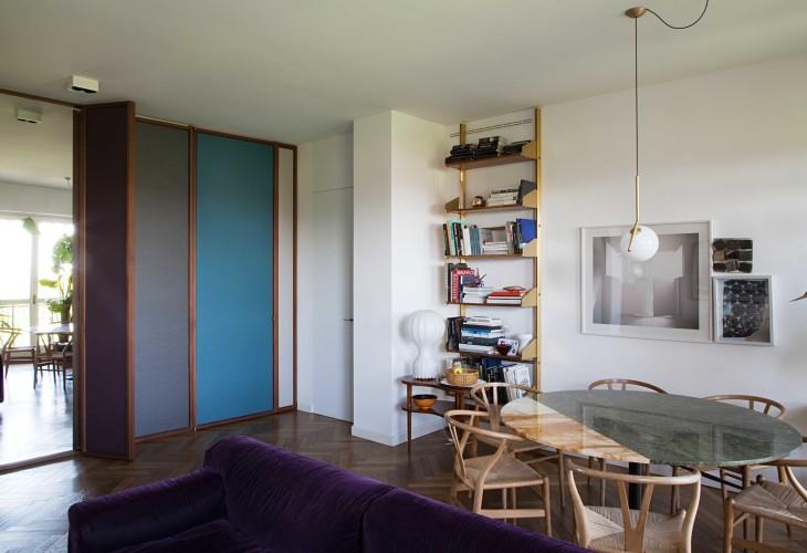 Anticamera Coleottero Milan Apartment 08