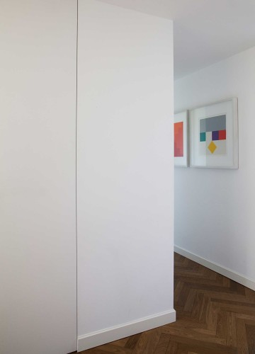Anticamera Coleottero Milan Apartment 13