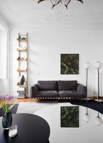 Anticamera Ibis Milan Apartment 01