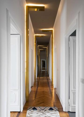 Anticamera Ibis Milan Apartment 07