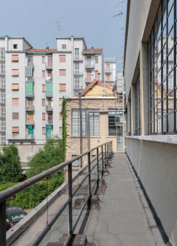 Anticàmera Location Gerbera Milan
