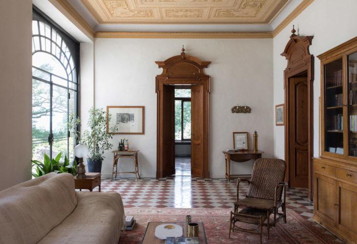 Anticàmera Location Kiang Milano